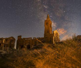 Belchite - Curso de Fotografia Nocturna