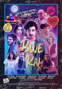 Cartel de la película Blue Rai