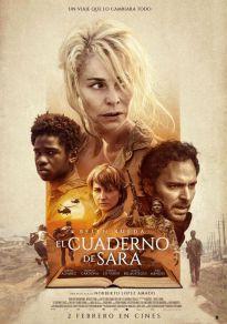 Cartel de la película El  Cuaderno de Sara