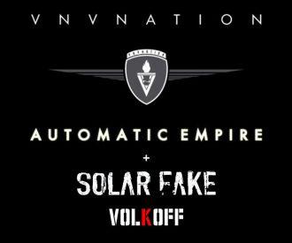 Nation Automatic Empire + Solar Fake + Volkoff
