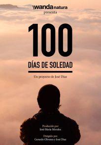 Cartel de la película 100 días de soledad