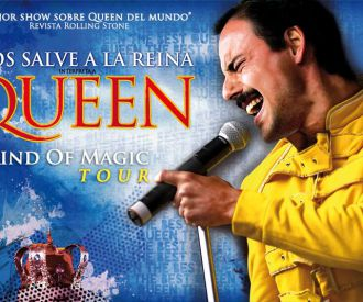 God Save The Queen- Dios Salve a la Reina