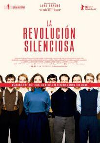 Cartel de la película La revolución silenciosa