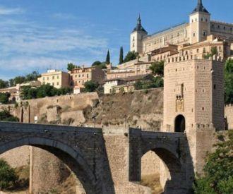 Toledo por tu cuenta con traslados y bus turístico