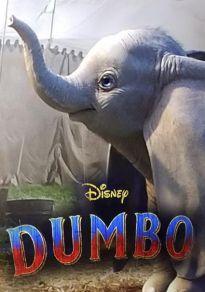 Cartel de la película Dumbo
