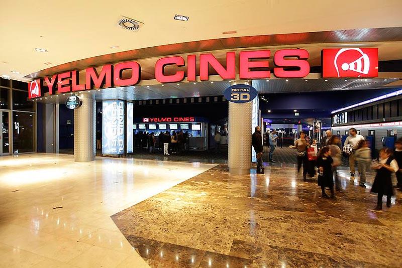 Cartelera de yelmo cines islazul madrid for Yelmo cines barcelona