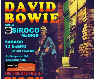 Ziggy´s Proyect. Homenaje a David Bowie