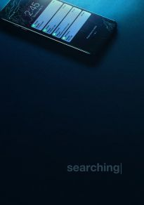 Cartel de la película Searching