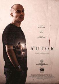 Cartel de la película El autor