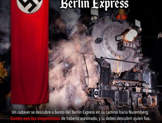 Cluedo 1942: Asesinato en el Berlín Express