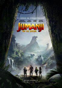Cartel de la película Jumanji: Bienvenidos a la jungla
