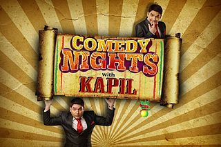 Comedy Nights-background
