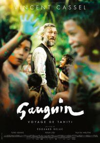 Cartel de la película Gauguin. Viaje a Tahití