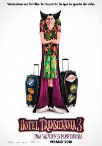 Cartel de la película Hotel Transilvania 3