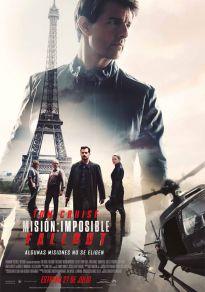 Cartel de la películaMisión: Imposible - Fallout