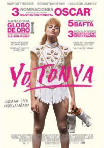 Cartel de la película Yo, Tonya