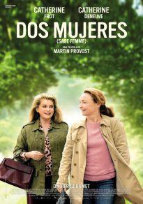 Cartel de la película Dos Mujeres