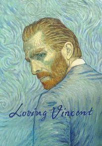 Cartel de la película Loving Vincent