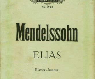Elías de Mendelssohn