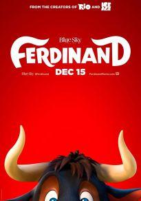 Cartel de la película Ferdinand