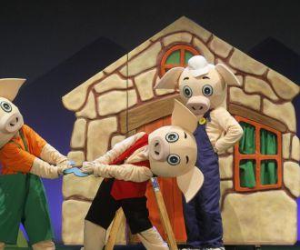 Los tres cerditos - Educateatro