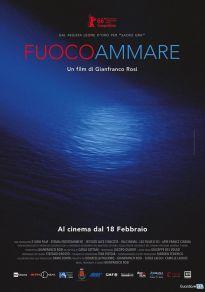 Cartel de la película Fuego en el mar