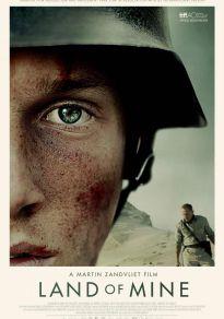 Cartel de la película Bajo la arena