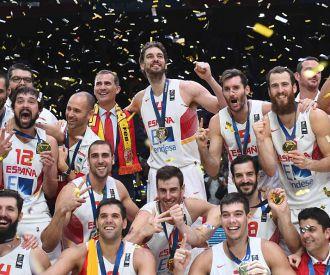Selección Española Baloncesto