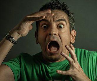 Ramón LSD: En ocasiones veo muertos... de risa