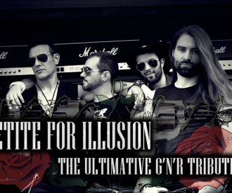 Appetite for Illusion – The Ultimative G'n'R Tribute Band (AFI)