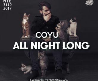 R33 presents: NYE '17 - COYU All Night Long