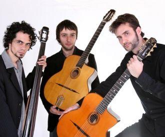 Biel Ballester Trio