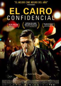 Cartel de la película El Cairo confidencial