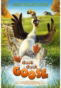 Cartel de la película Al aire patos