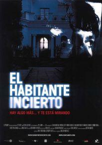 Cartel de la película El habitante incierto