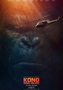 Cartel de la película Kong: La Isla Calavera