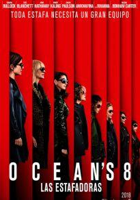Cartel de la películaOcean's 8