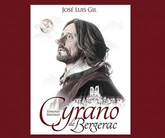 Cyrano de Bergerac - José Luis Gil-background