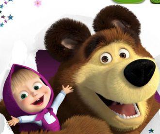 Masha y el oso, el Musical