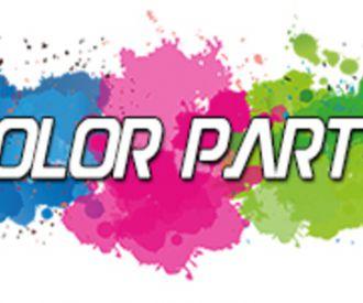 Color Party - Santiago Bernabeu