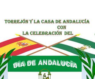 Día de Andalucía en Torrejón