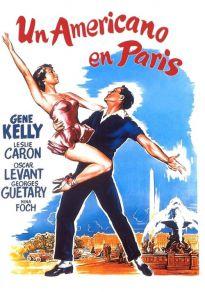 Cartel de la película Un americano en París