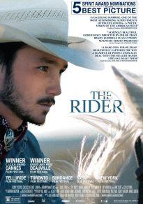 Cartel de la película The Rider