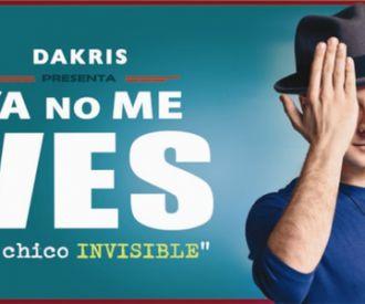 Ya no me ves - Dakris