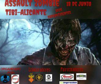 Assault Zombie