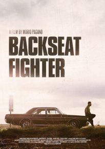 Cartel de la película Backseat Fighter