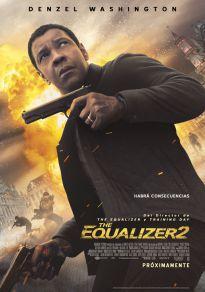 Cartel de la películaThe Equalizer 2