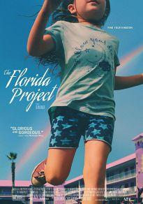 Cartel de la película The Florida Project