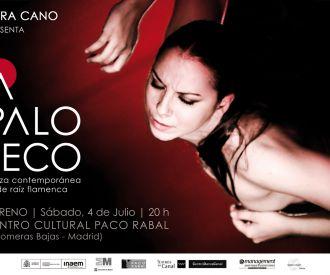 A Palo Seco. Danza. con Sara Cano