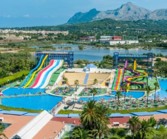 Hidropark Alcudia-background